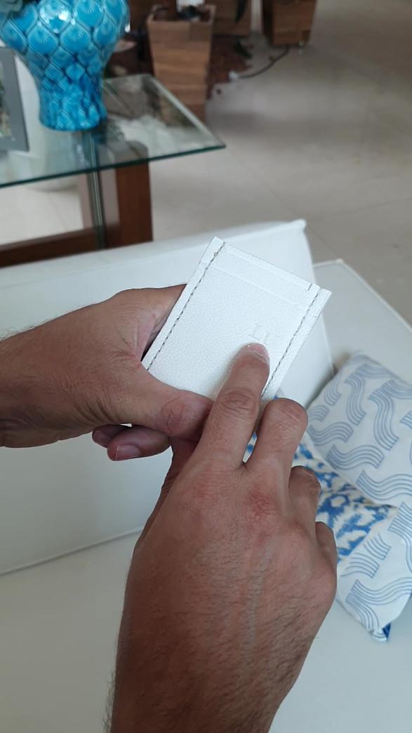 Porta Cartão - Clipe Money