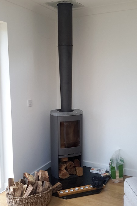 Contura 810, Woodburning Stove