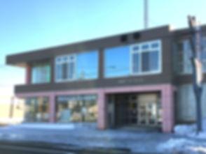 事務所建物の外観写真