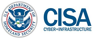 US Dept. of Homeland Security Cyber Infrastructure Maxwood Solutions Seal