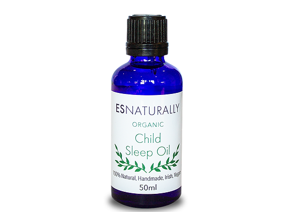 Child Sleep Oil
