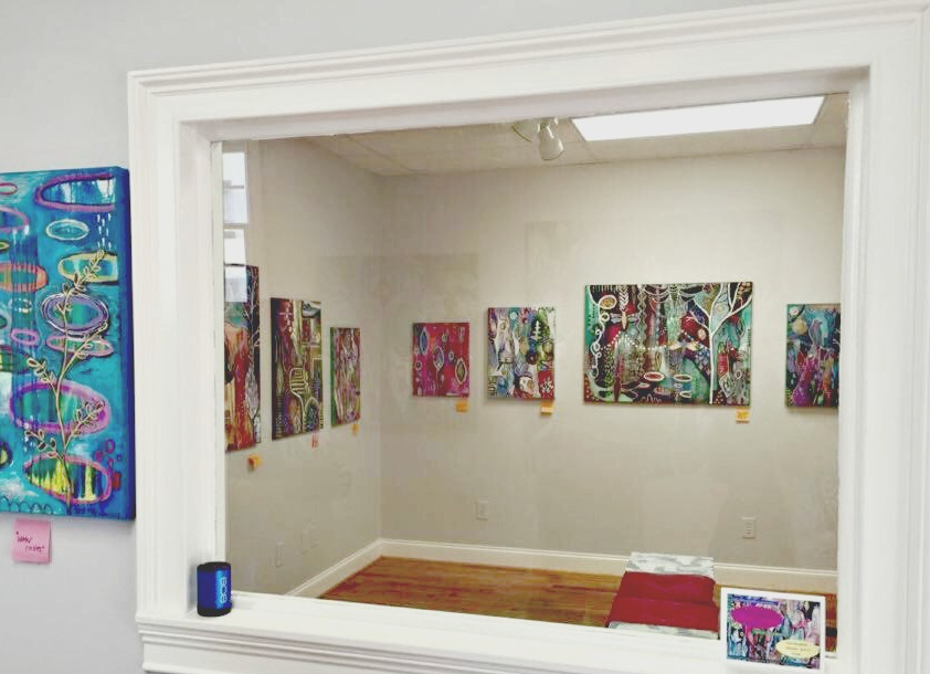 Gallery Exhibit Spring 2015
