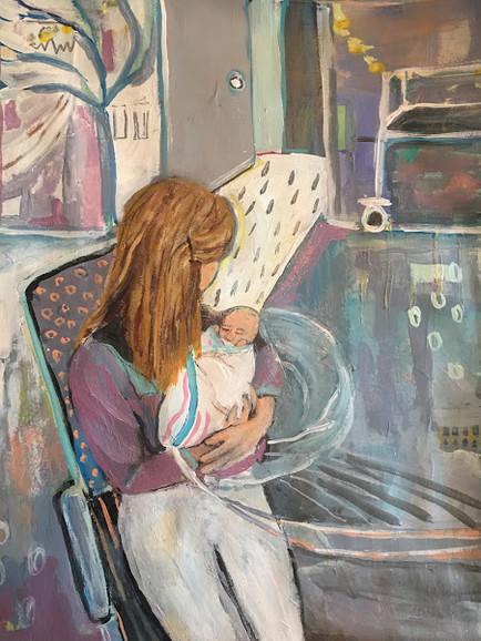 Finding Motherhood