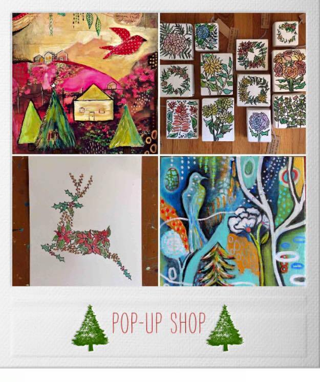 Holiday Pop-Up Shop 2015
