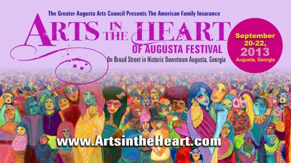 Arts In The Heart 2013