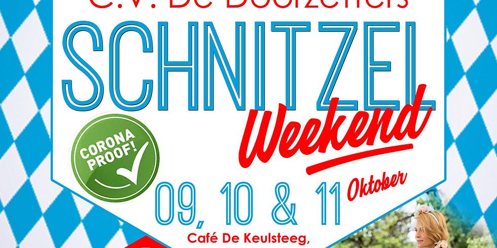 Schnitzelweekend (zaterdag)