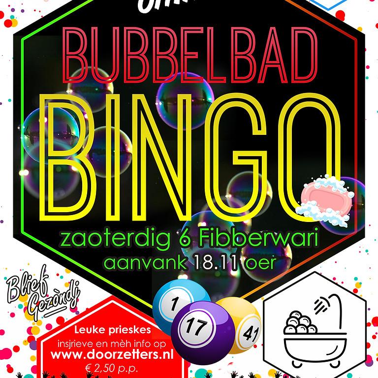Bubbelbad Bingo