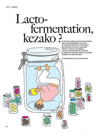 LACTOFERMENTATION