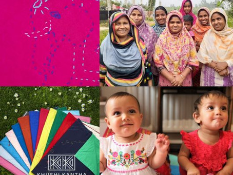 Happy People, Happy Planet: The Story of Khushi Kantha