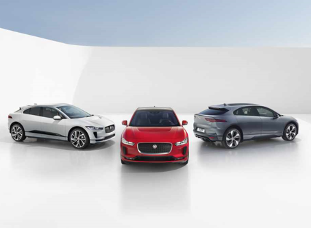 Jaguar cars go electric (kind of)