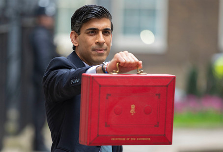 Budget 2021: A small shuffle in the right direction