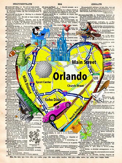 Orlando Heartwork - AW00381