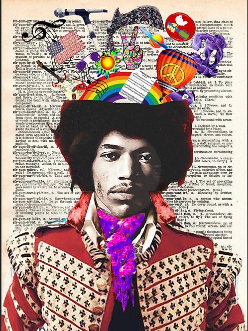 Hendrix Head