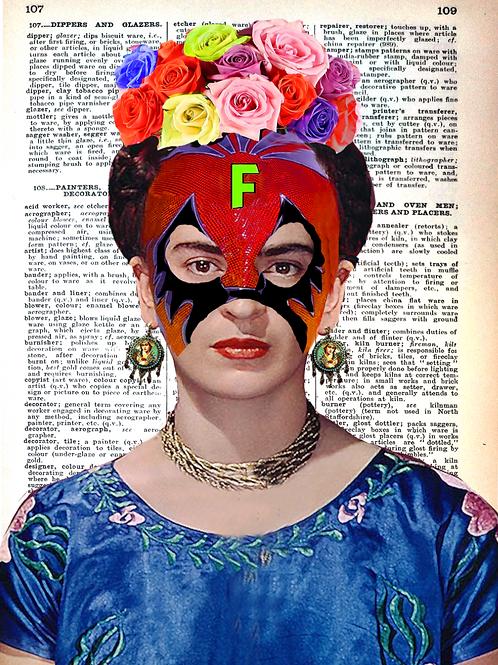 Frida Lucha - AW00387