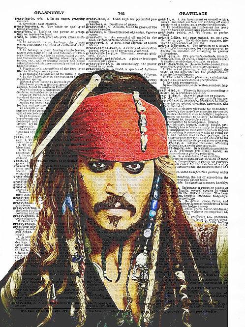 Jack Sparrow - AW00218