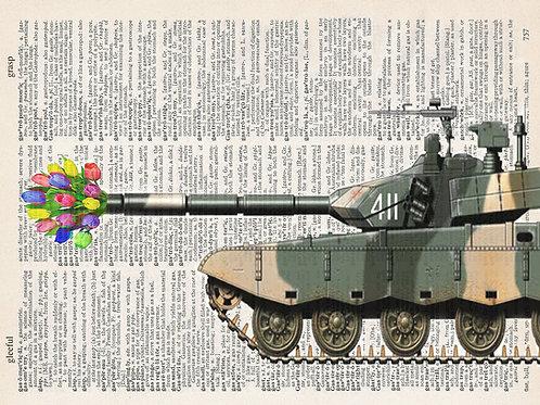 Flower Tank - AW00345