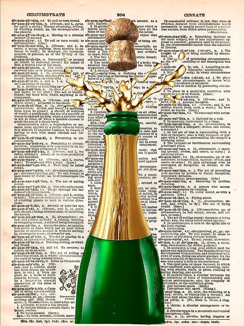 Champagne Pop - AW00391