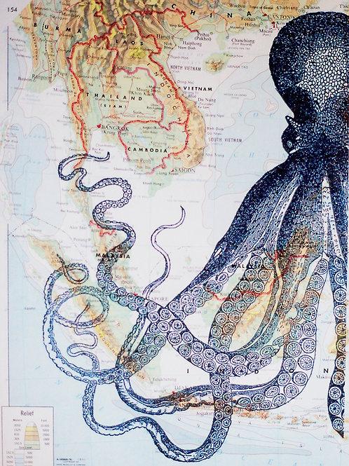 Half Kraken Atlas - AW00254