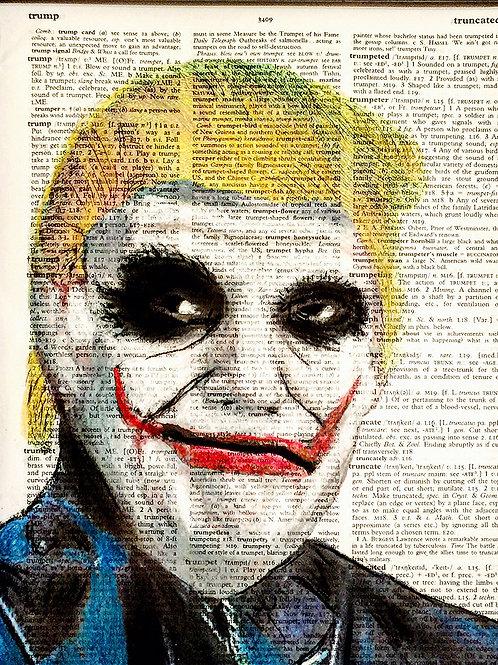 The Joker (The Trump Card) - AW00108
