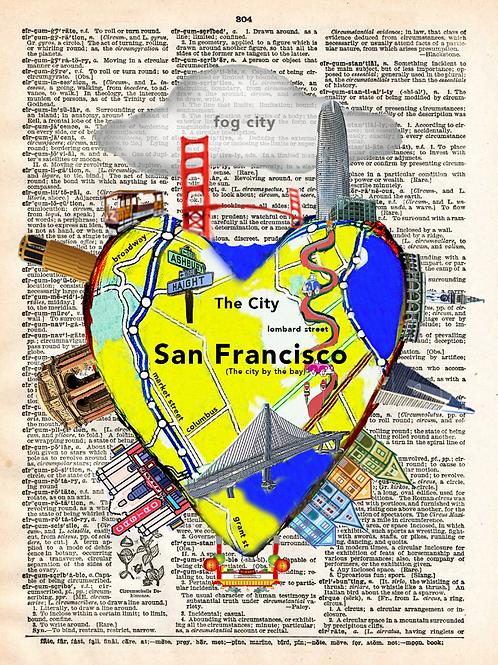 San Francisco Heartwork