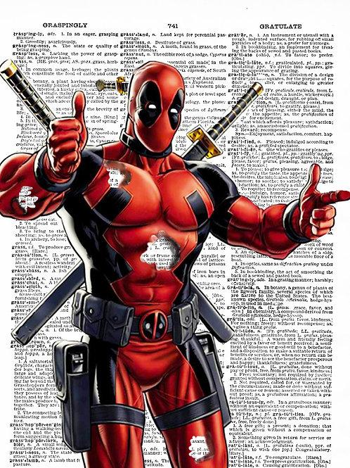 Deadpool - AW00106