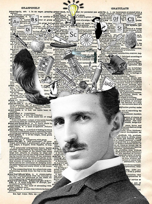 The Scientist (Tesla) - AW00232