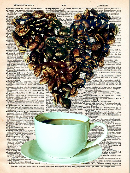 Coffee love - AW00122