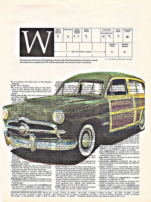 Woody - AW00356