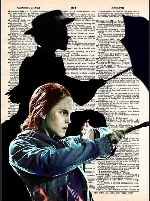 Hermoine Poppins - AW00619