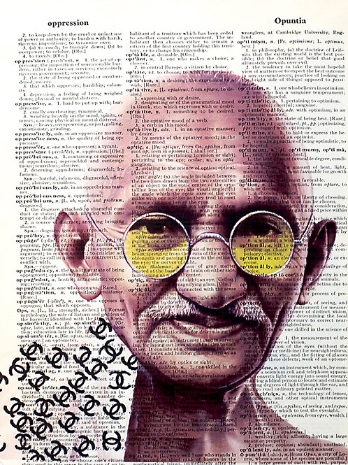 Gandhi Chanel - AW00215