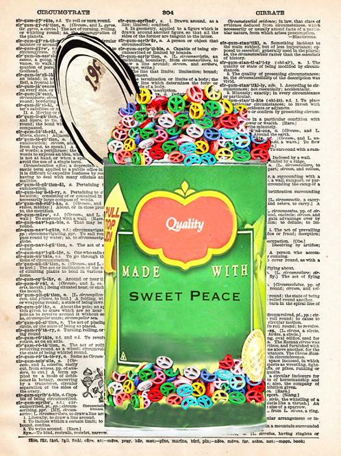 Sweet Peace - AW00434
