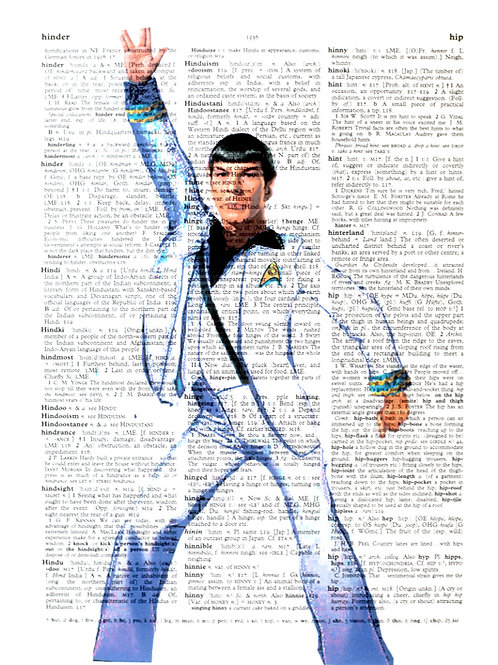 In the Spock-Light - AW00289