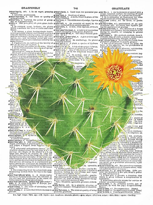 The Cactus Heart - AW00172
