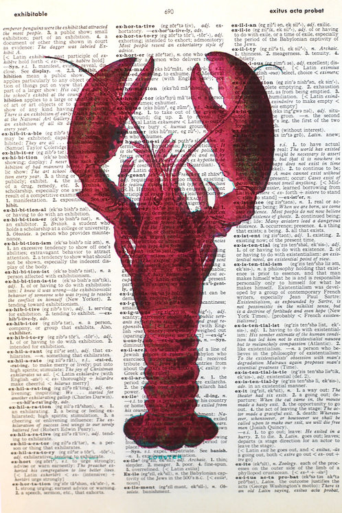 Red Lobster - AW00264