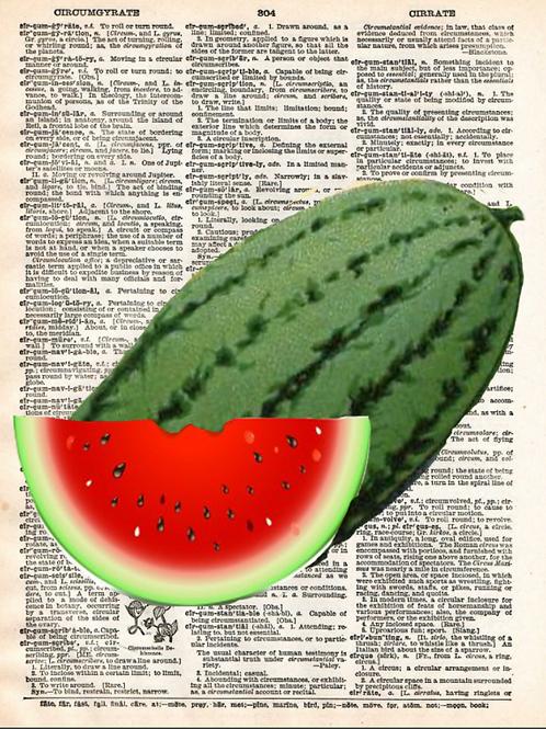 Watermelon - AW00454