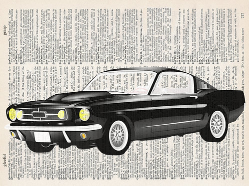 Mustang Classic - AW00351