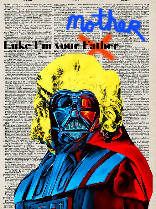 Luke Im your father (Mother) - AW00429