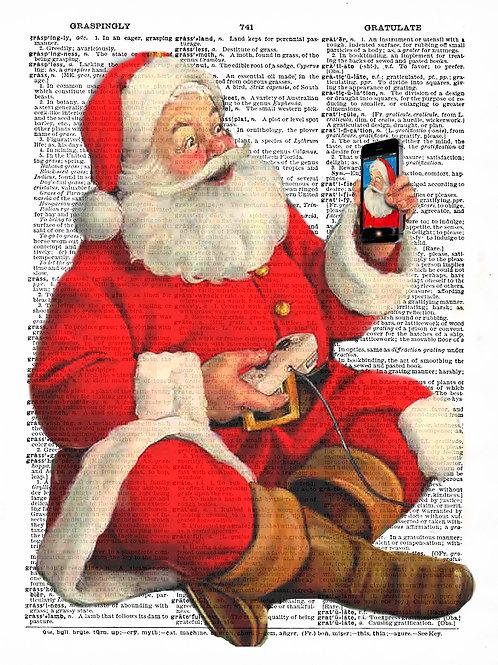 Santa's Selves - AW00277
