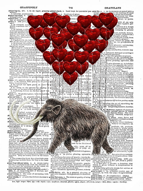 Mammoth Love - AW00133