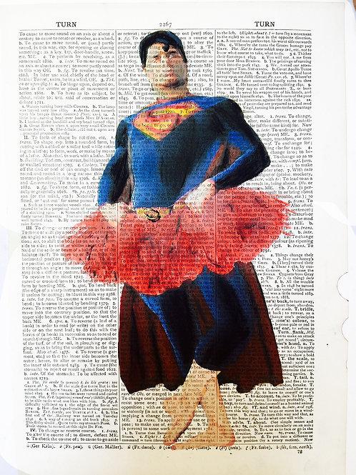 Superman-Ish - AW00111