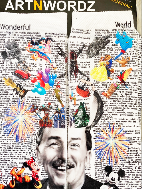Wonderful World -Socks