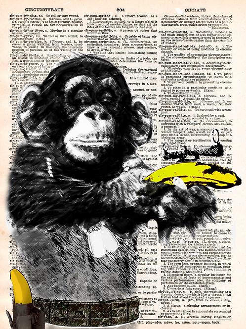 Going Bananas - AW00390