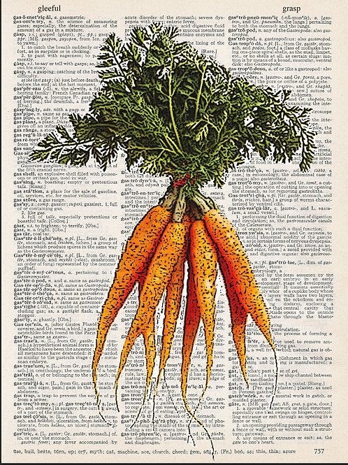 Carrots - AW00605