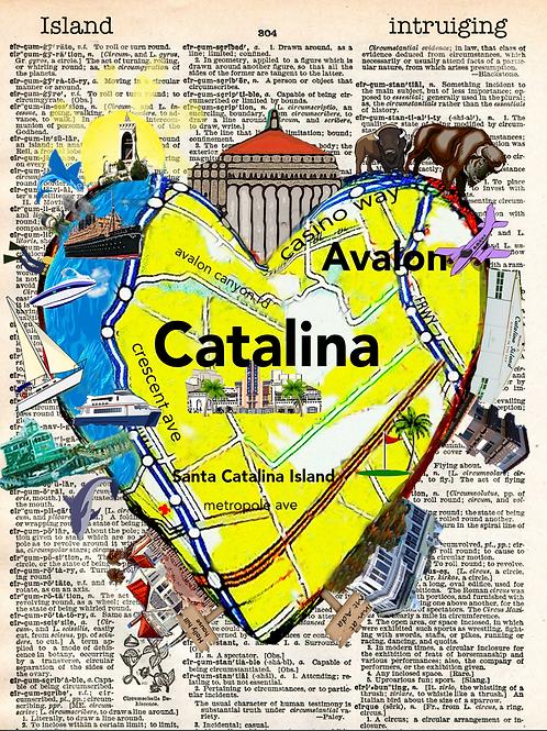 Catalina heartwork - AW00446