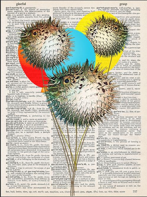 Blowfish Balloons - AW00626
