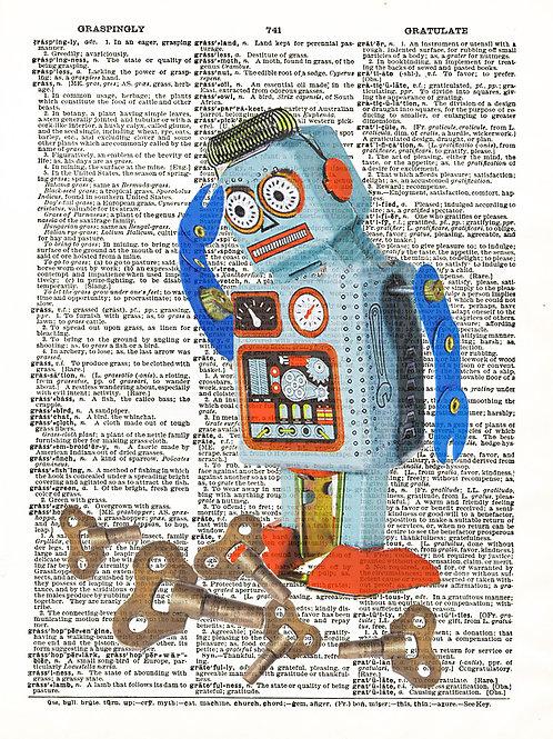 Toy Robot - AW00316