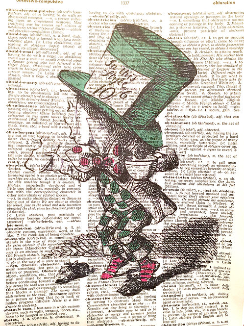 Mad Hatter - AW00331