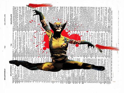 Wolverine Ballet - AW00112