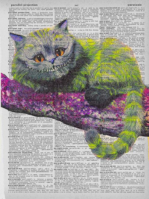 Cheshire Cat - AW00326