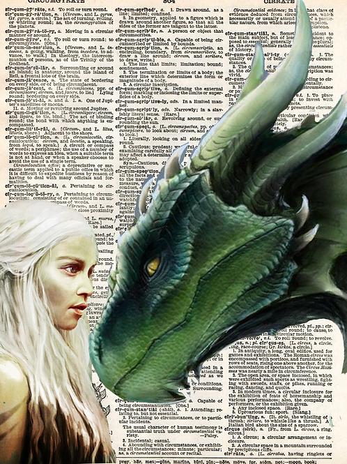 Dragon Queen - AW00438